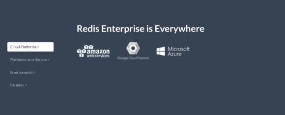 Redis Enterprise is Everywhere